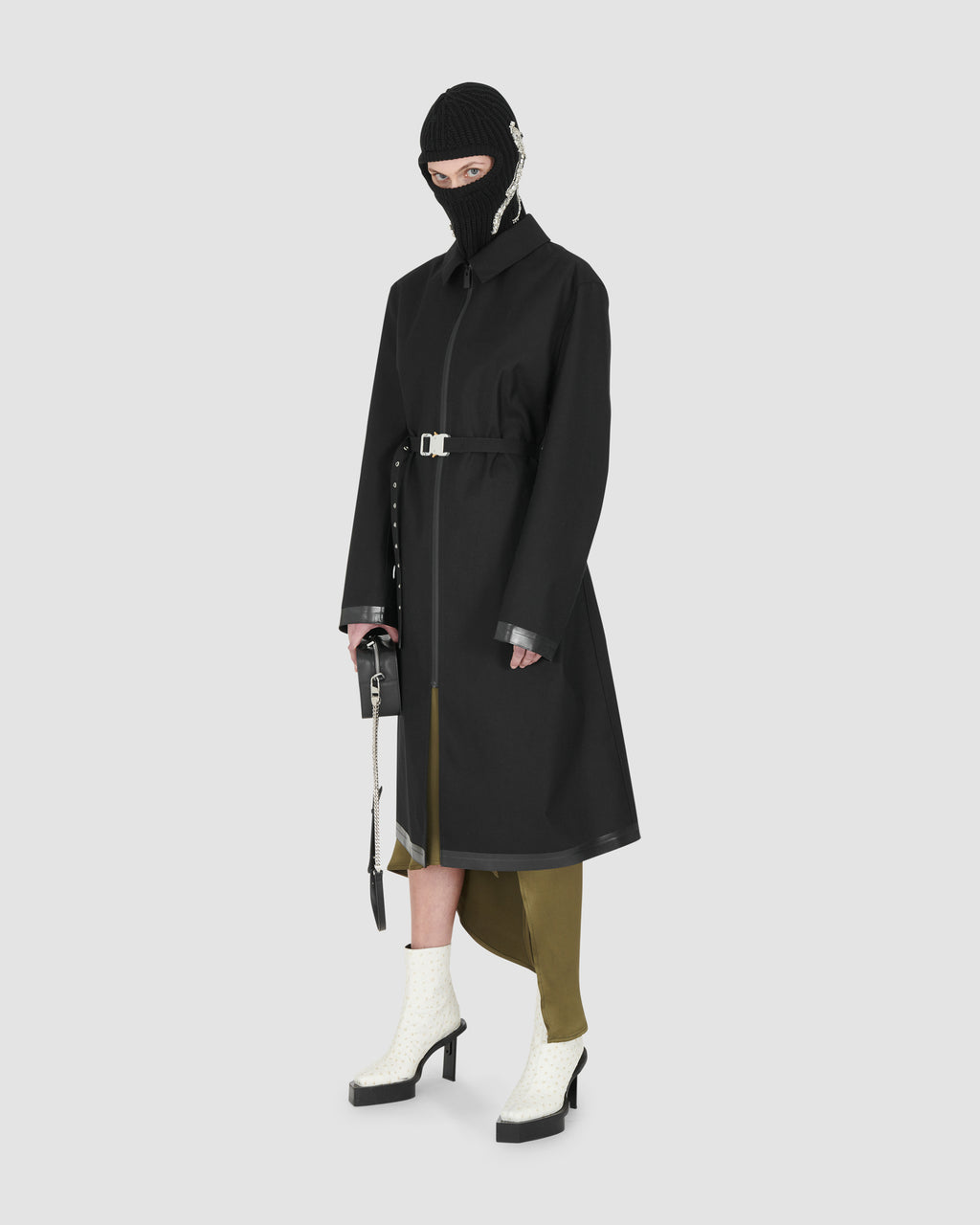 1017 ALYX 9SM | BALACLAVA WITH DIAMANTI EXCLUSIVE MADE TO ORDER | Hat | F20, FW20 PRE-ORDER