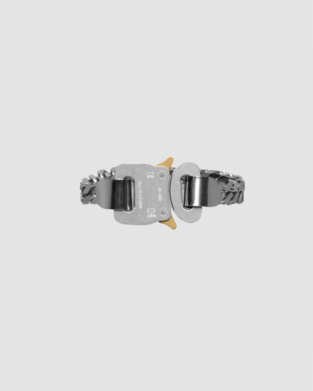 1017 ALYX 9SM | RIVER LINK BRACELET | Jewellery | Accessories, F19, Jewellery, Man, Silver, Woman