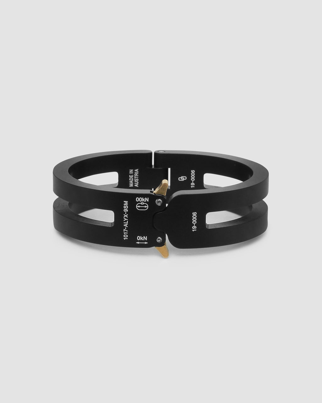 1017 ALYX 9SM | ROLLERCOASTER TRACK BRACELET | Jewellery | Accessories, Black, Google Shopping, Man, S19, S20, Woman