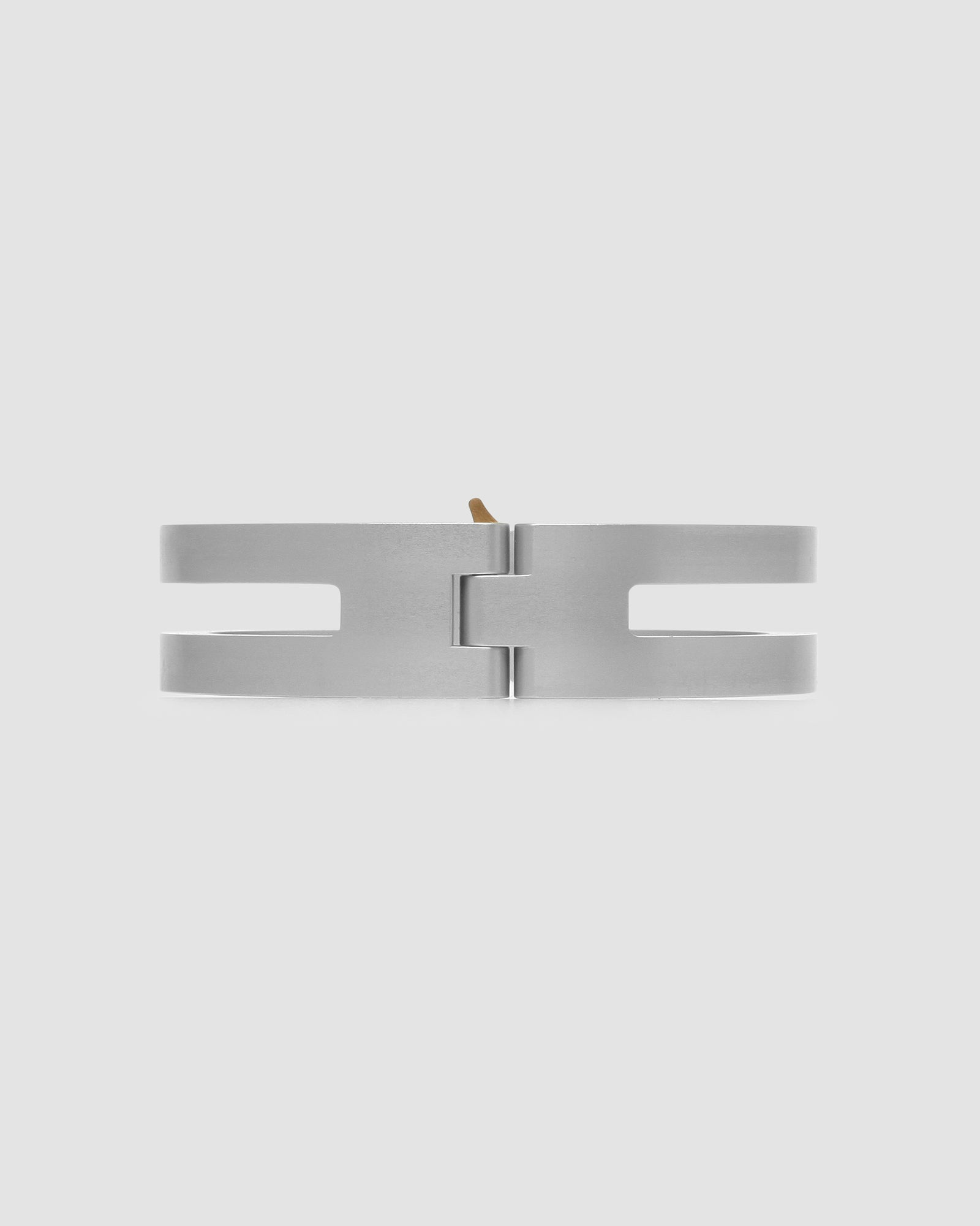 1017 ALYX 9SM | ROLLERCOASTER TRACK BRACELET | Jewellery | Accessories, Google Shopping, Man, S19, S20, Silver, Woman
