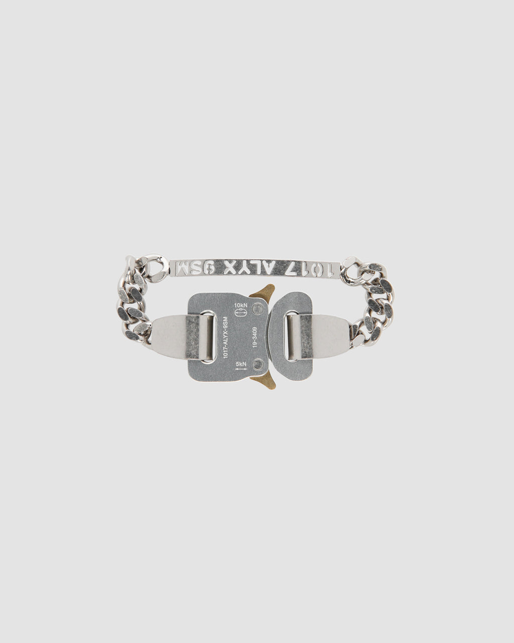 1017 ALYX 9SM | BUCKLE BRACELET | Jewellery | Accessories, Google Shopping, Jewellery, jewelry, Man, S20, S20EXSH, SILVER, UNISEX, Woman
