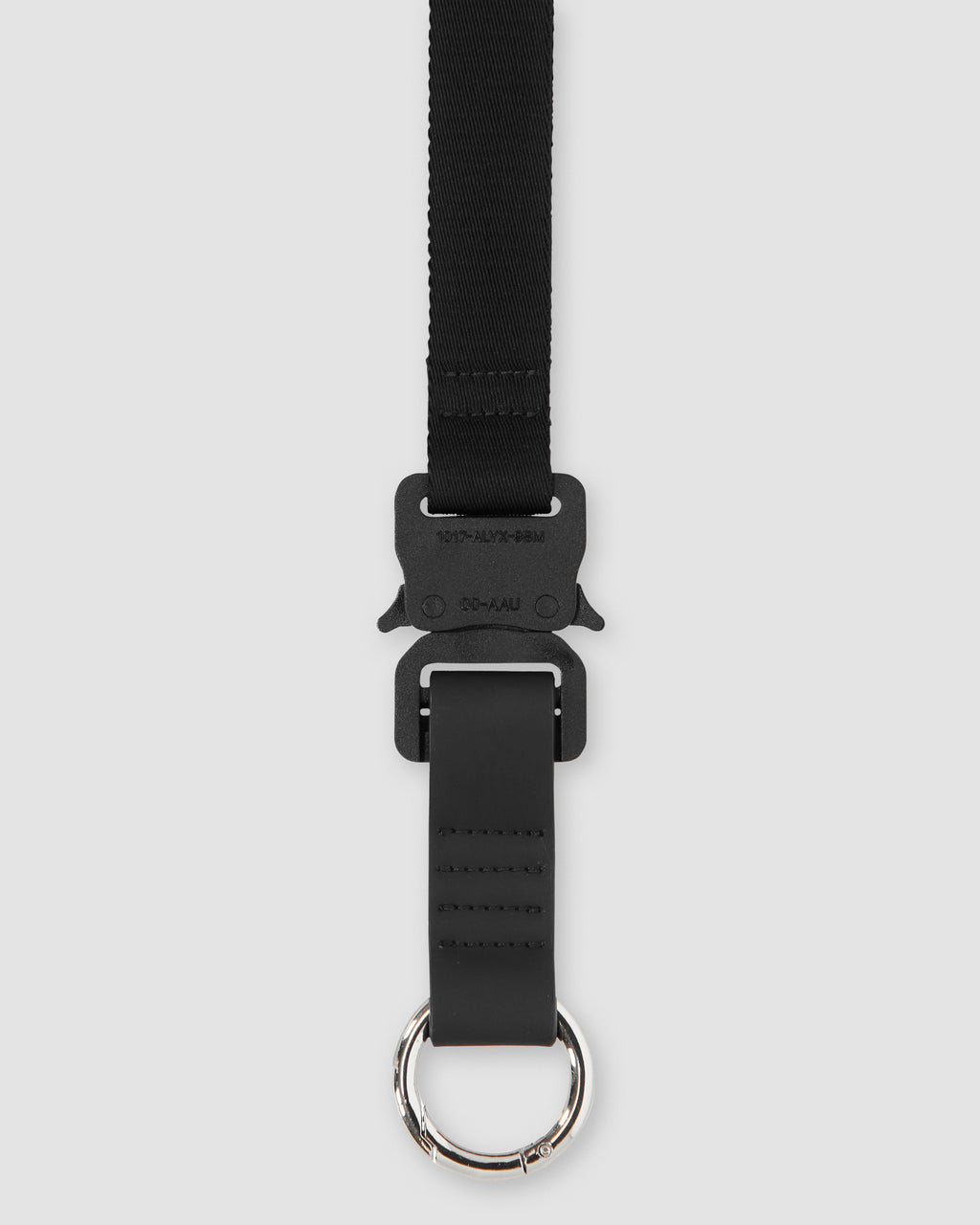 1017 ALYX 9SM | CLASSIC LANYARD | Keychain | Accessories, BLACK, Google Shopping, Keychain, KEYCHAINS, Man, S20, SS20, UNISEX, Woman