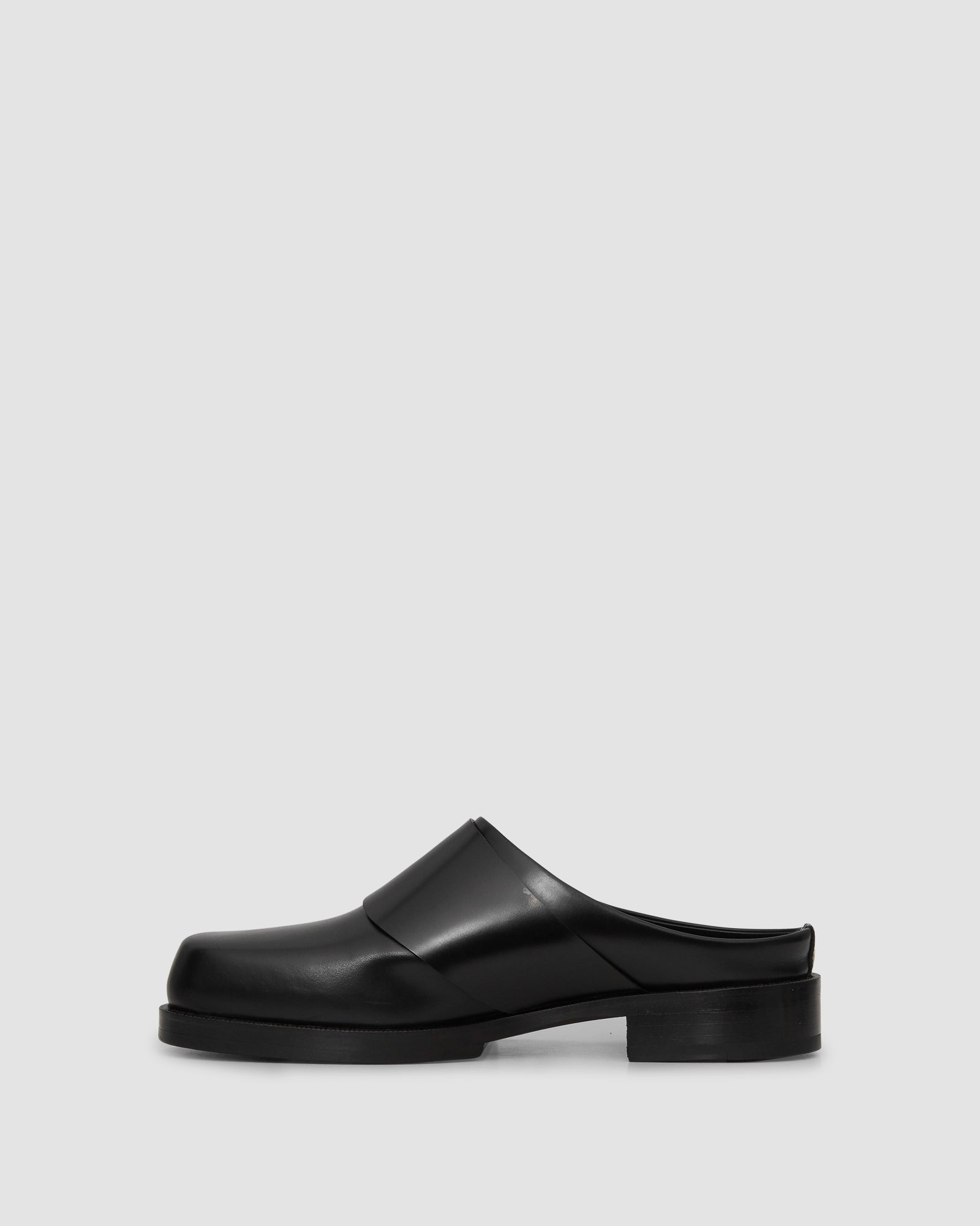 1017 ALYX 9SM | FORMAL CLOG W BUCKLE | Shoe | Black, Google Shopping, Man, MULES, S20, S20 Drop II, Shoes, UNISEX, Woman