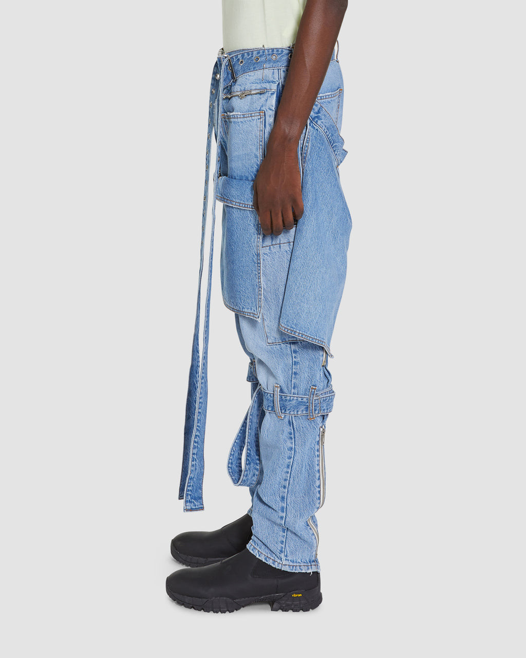 PUNK PANT DENIM