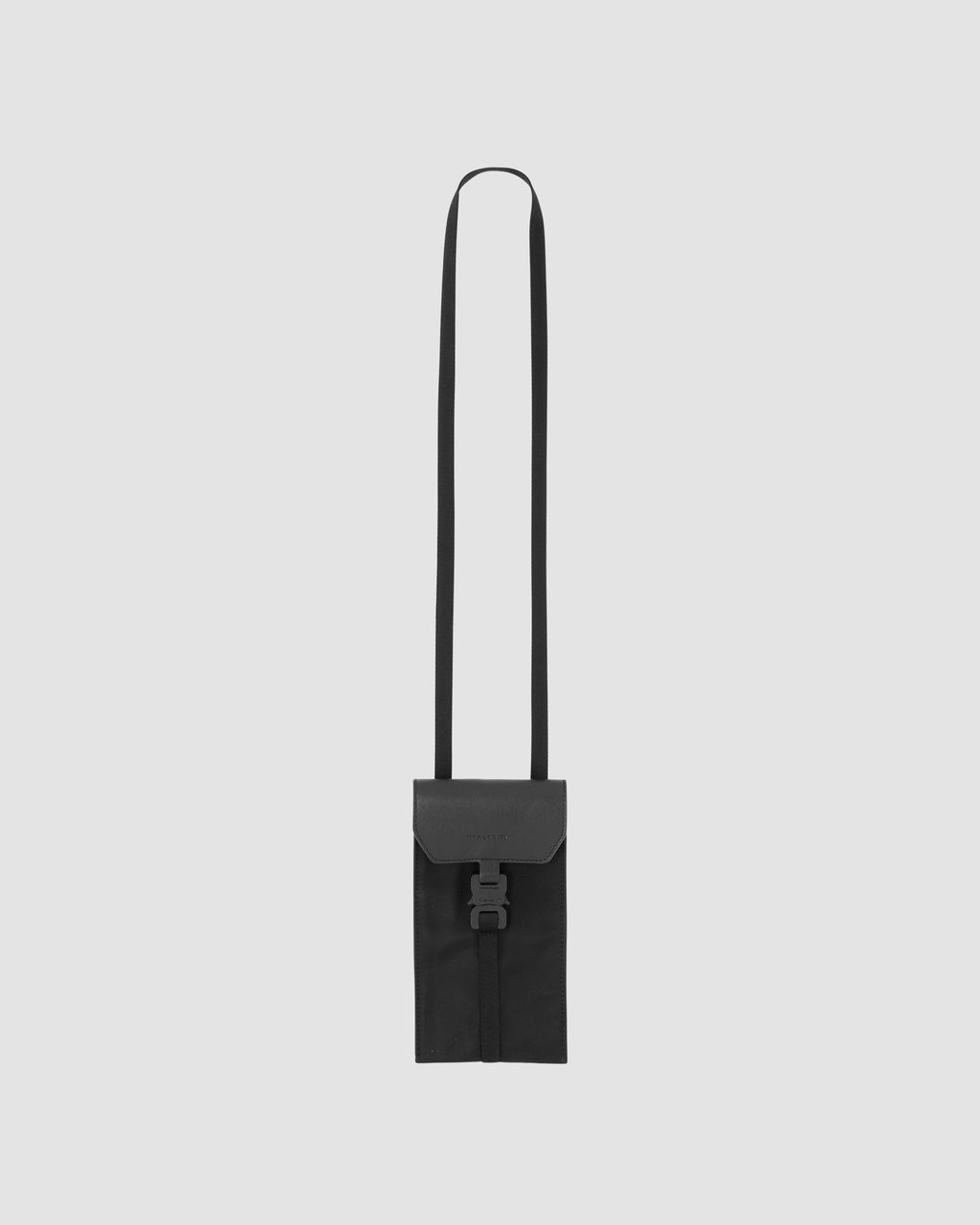 1017 ALYX 9SM | PHONE BUCKLE BAG | Bag | Accessories, Bags, BLACK, Man, S20, S20 Drop II, SHOULDER BAGS, UNISEX, Woman