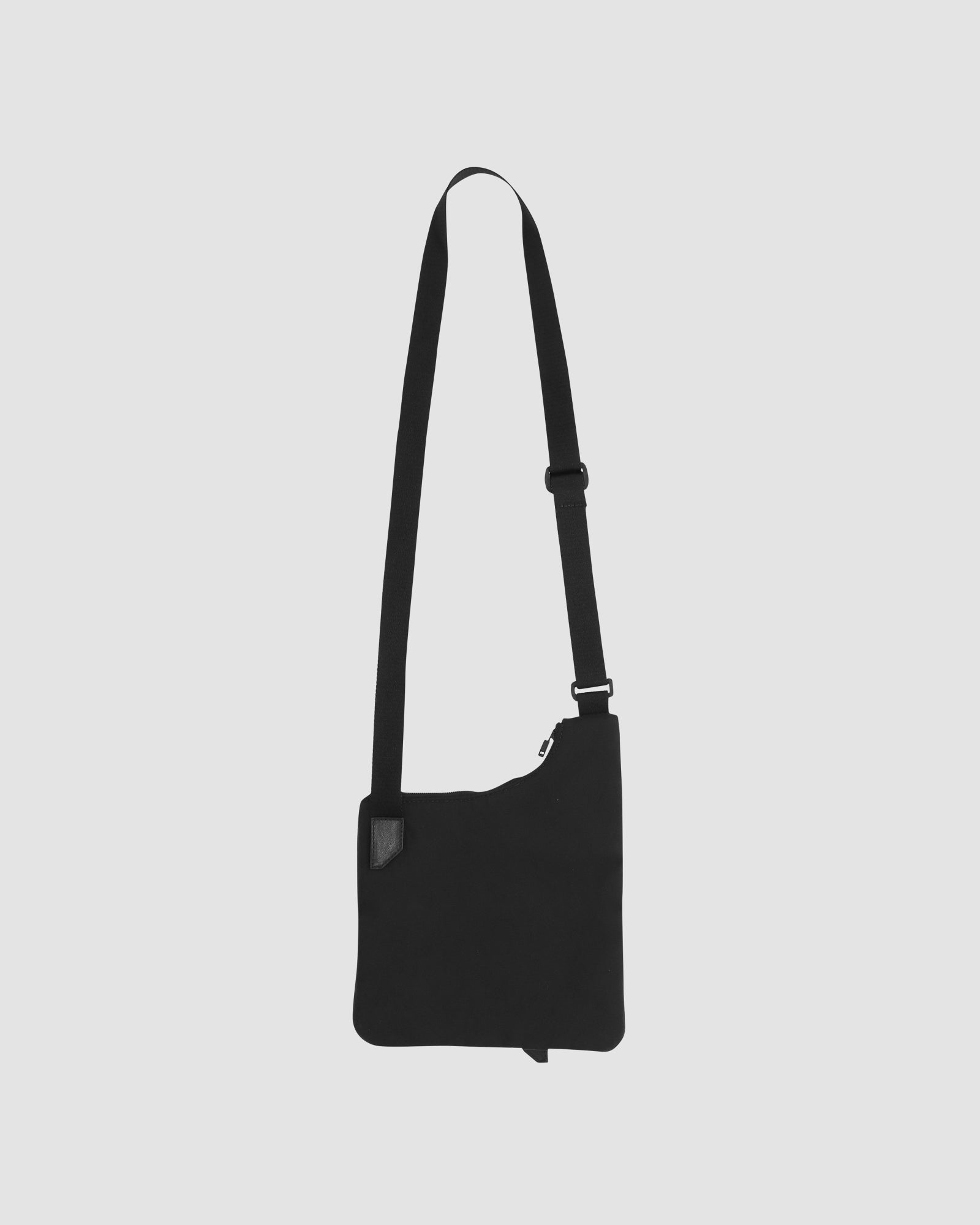 1017 ALYX 9SM | ASYMETRICAL FLAT POUCH | Bag | Accessories, Bag Online, Bags, BLACK, Google Shopping, Man, S20, S20 Drop II, SHOULDER BAGS, UNISEX, Woman