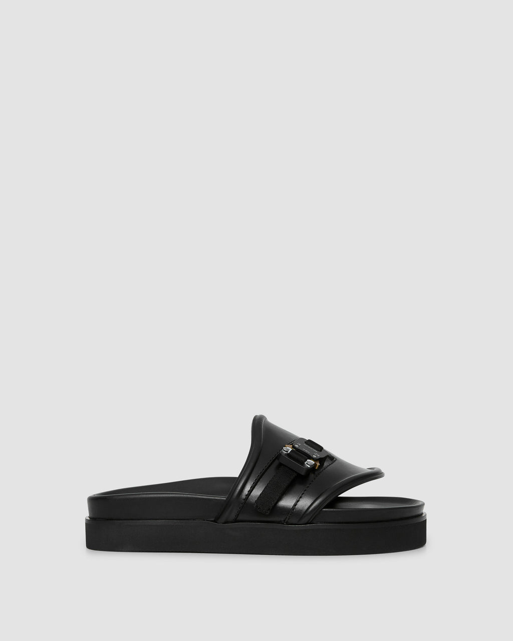 1017 ALYX 9SM | SLIDES | Shoe | BLACK, Google Shopping, Man, S20, S20 Drop II, Shoes, SLIDES & THONGS, UNISEX, Woman