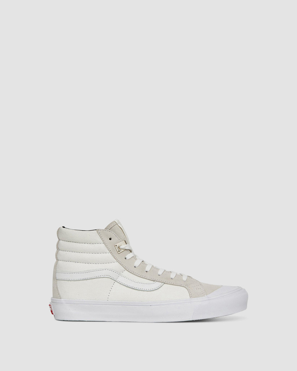 VANS OG 138 SK8 HIGH TRUE WHITE