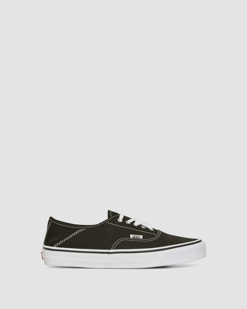 VANS OG STYLE 43 AUTHENTIC FOLD DOWN BLACK