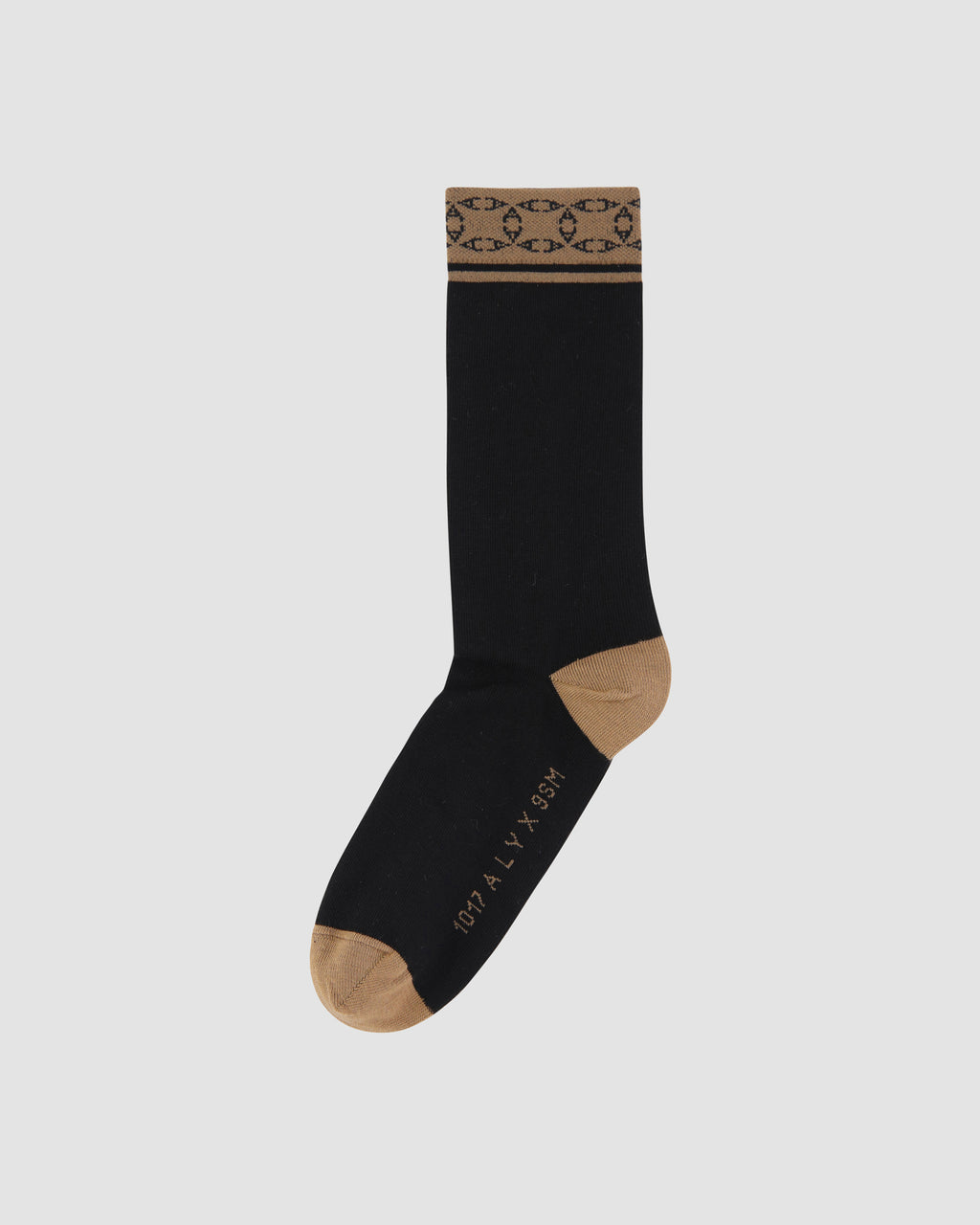 1017 ALYX 9SM | ALLOVER RIB SOCKS | Sock | Accessories, BLACK, Google Shopping, Man, S20, Socks, SS20, UNISEX, Woman