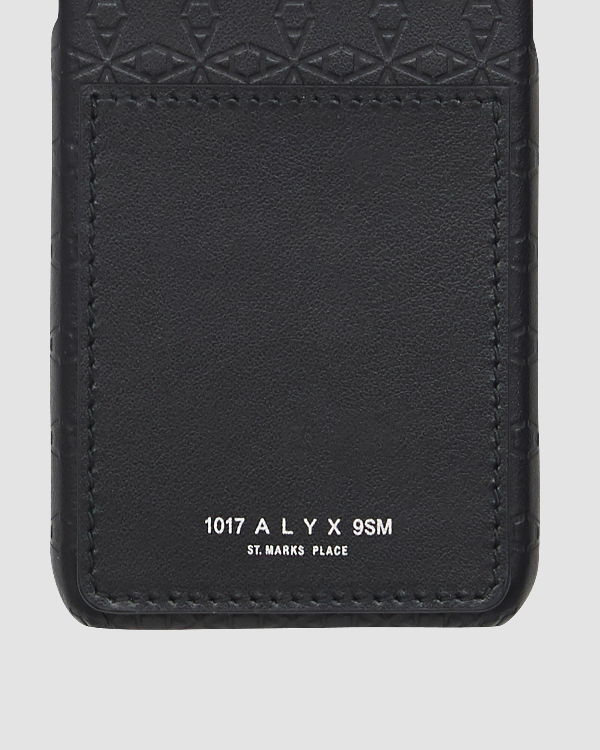 "1017 ALYX 9SM | ""A"" LOGO IPHONE CASE 