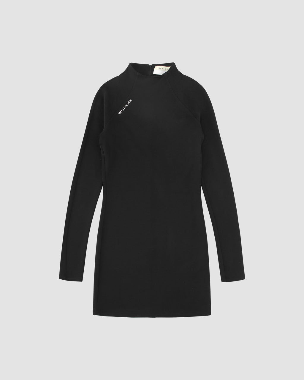 LONG SLEEVE TECH DRESS