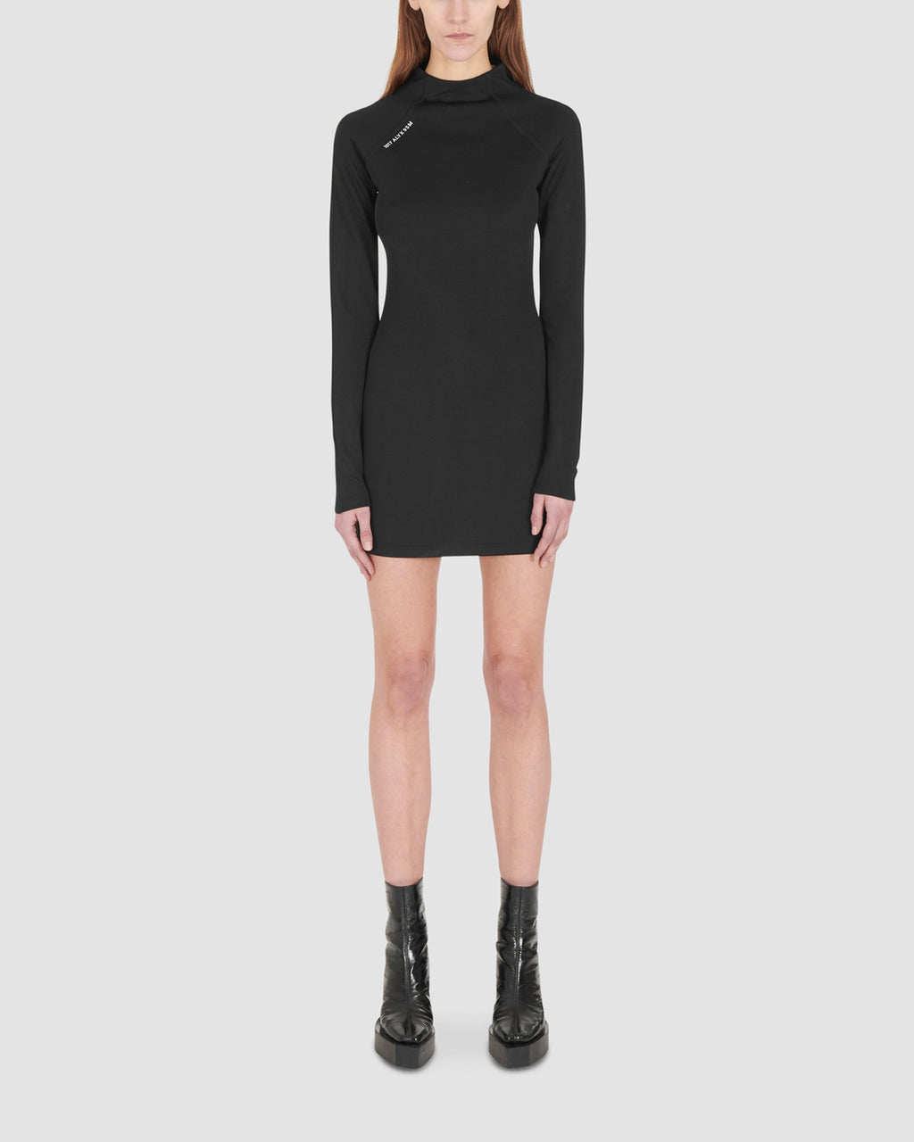 LONG SLEEVE TECH DRESS PRE-ORDER