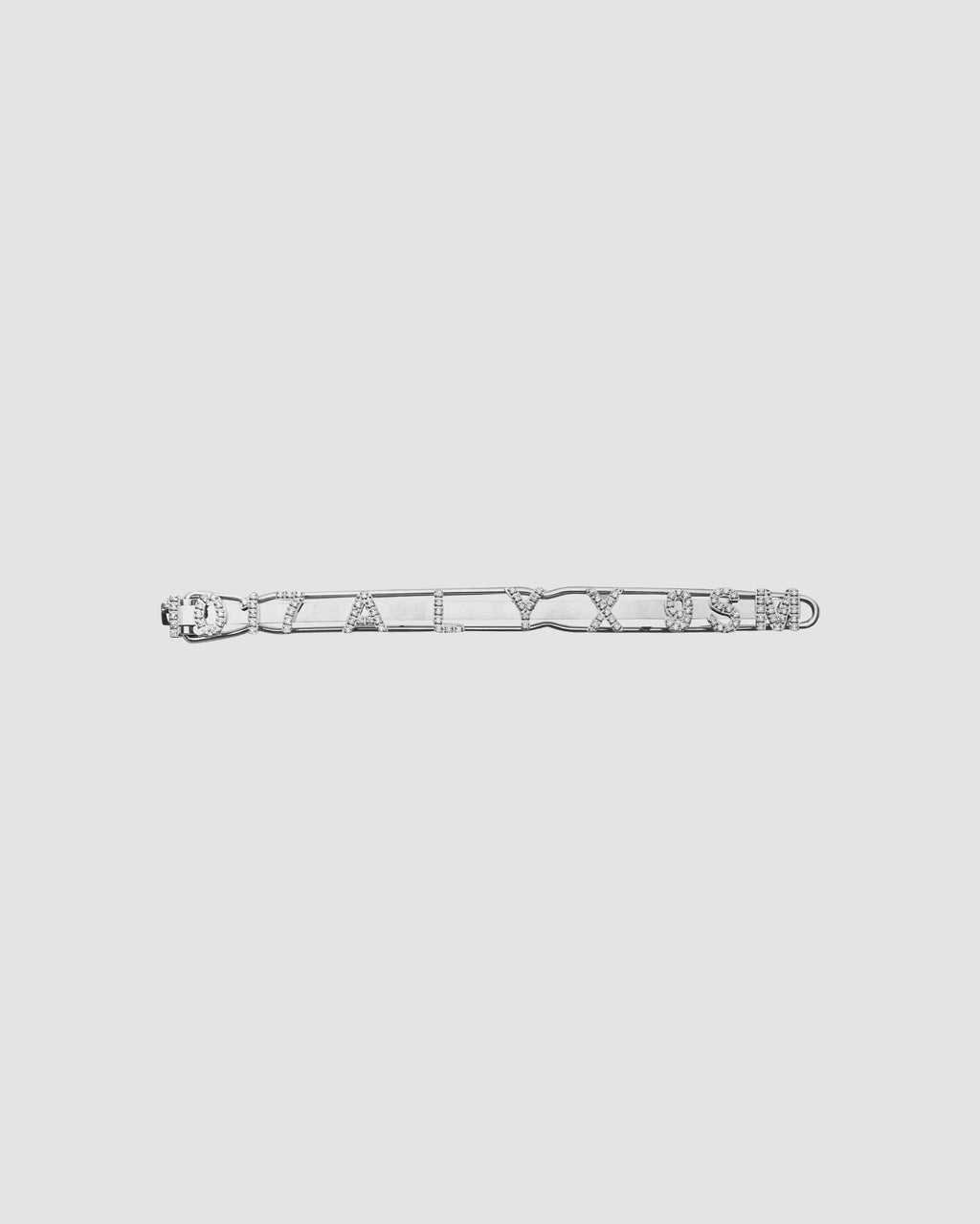 1017 ALYX 9SM | 1017 ALYX 9SM BARRETTE | Jewellery | Accessories, Google Shopping, Jewellery, jewelry, S20, S20 Drop II, SILVER, Woman, WOMEN