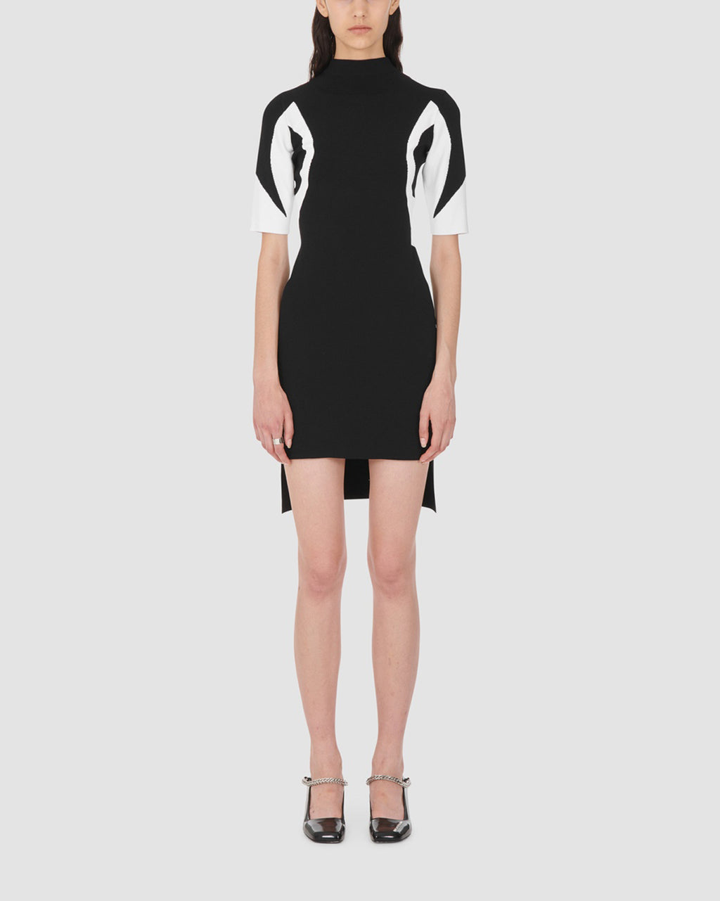 1017 ALYX 9SM | WARP SPEED DRESS | Dress | BLACK, Google Shopping, Knitwear, S20, SS20, Woman, WOMEN