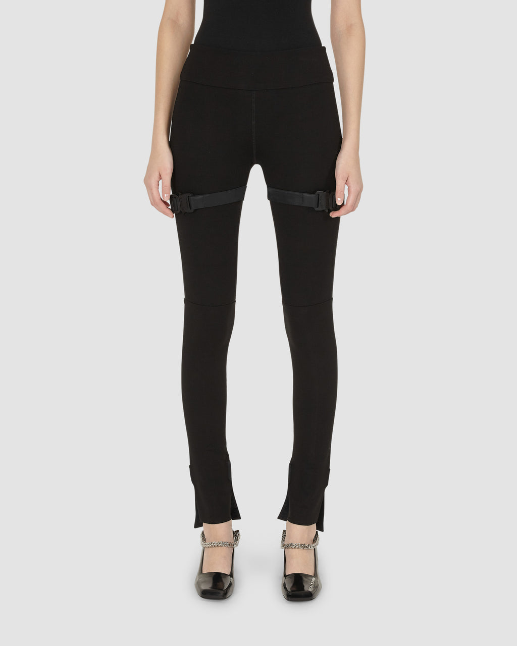 1017 ALYX 9SM | BLACK LEGGINGS | Pants | BLACK, Google Shopping, Pants, S20, S20 Drop II, Trousers, Woman, WOMEN