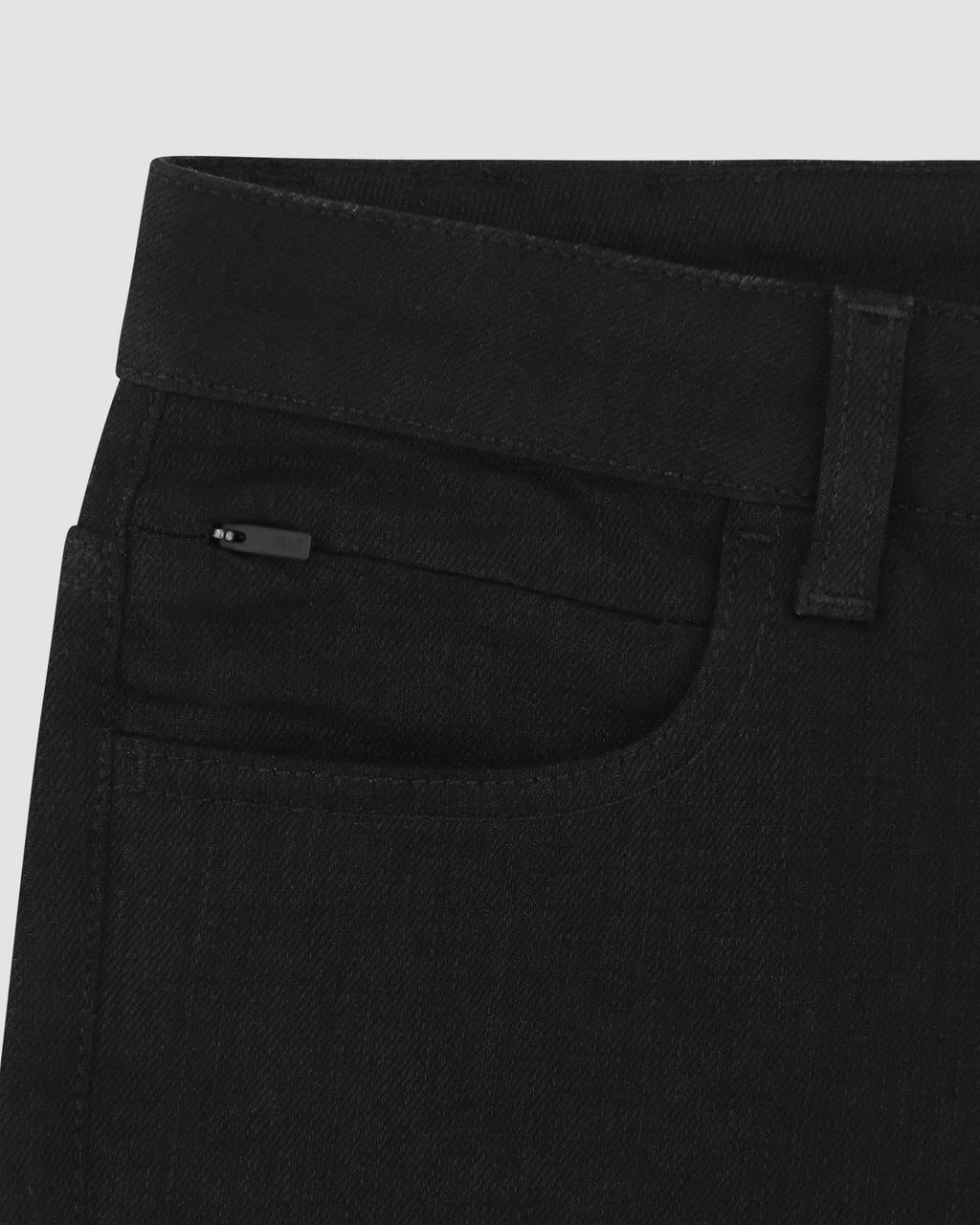 TRUE BLACK 6 POCKET JEAN WITH A RING