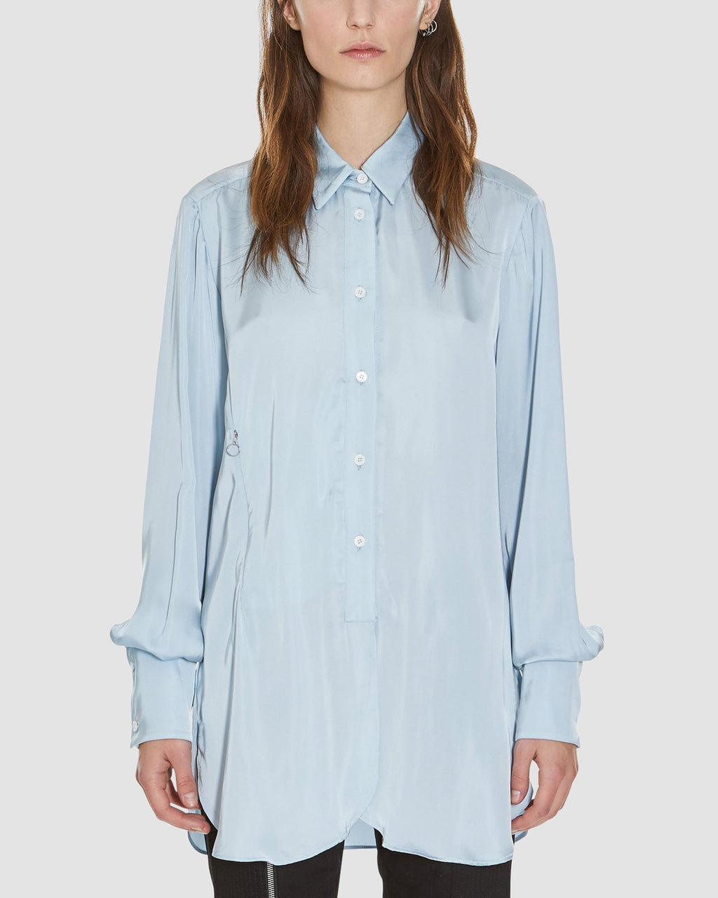 LEVY BUTTON UP
