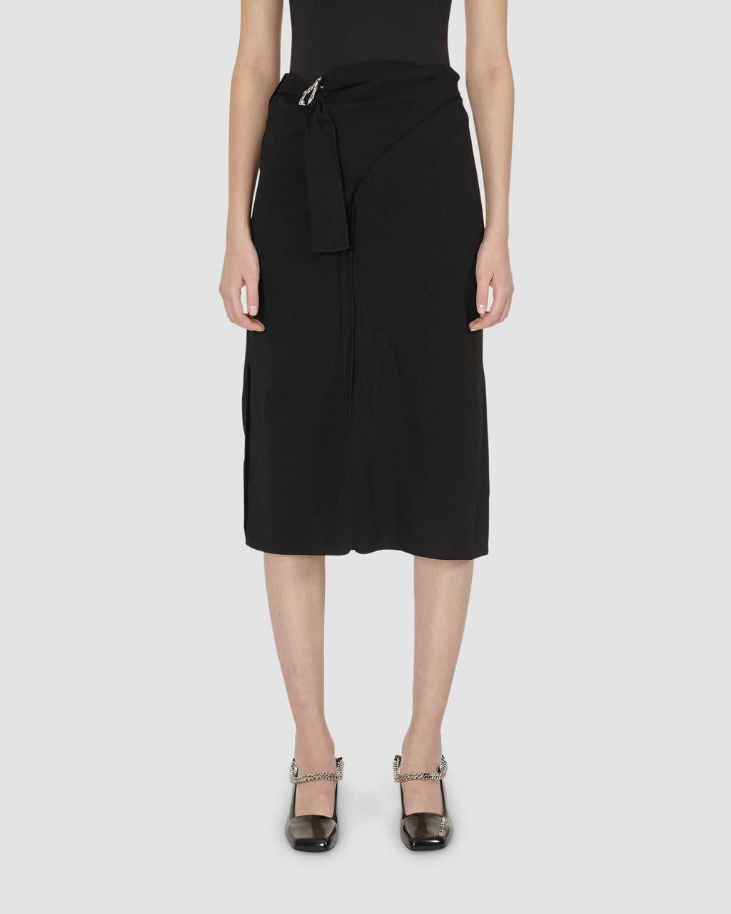 1017 ALYX 9SM | SASHA WRAP SKIRT | Skirt | BLACK, Google Shopping, S20, S20 Drop II, Skirts, Woman, WOMEN