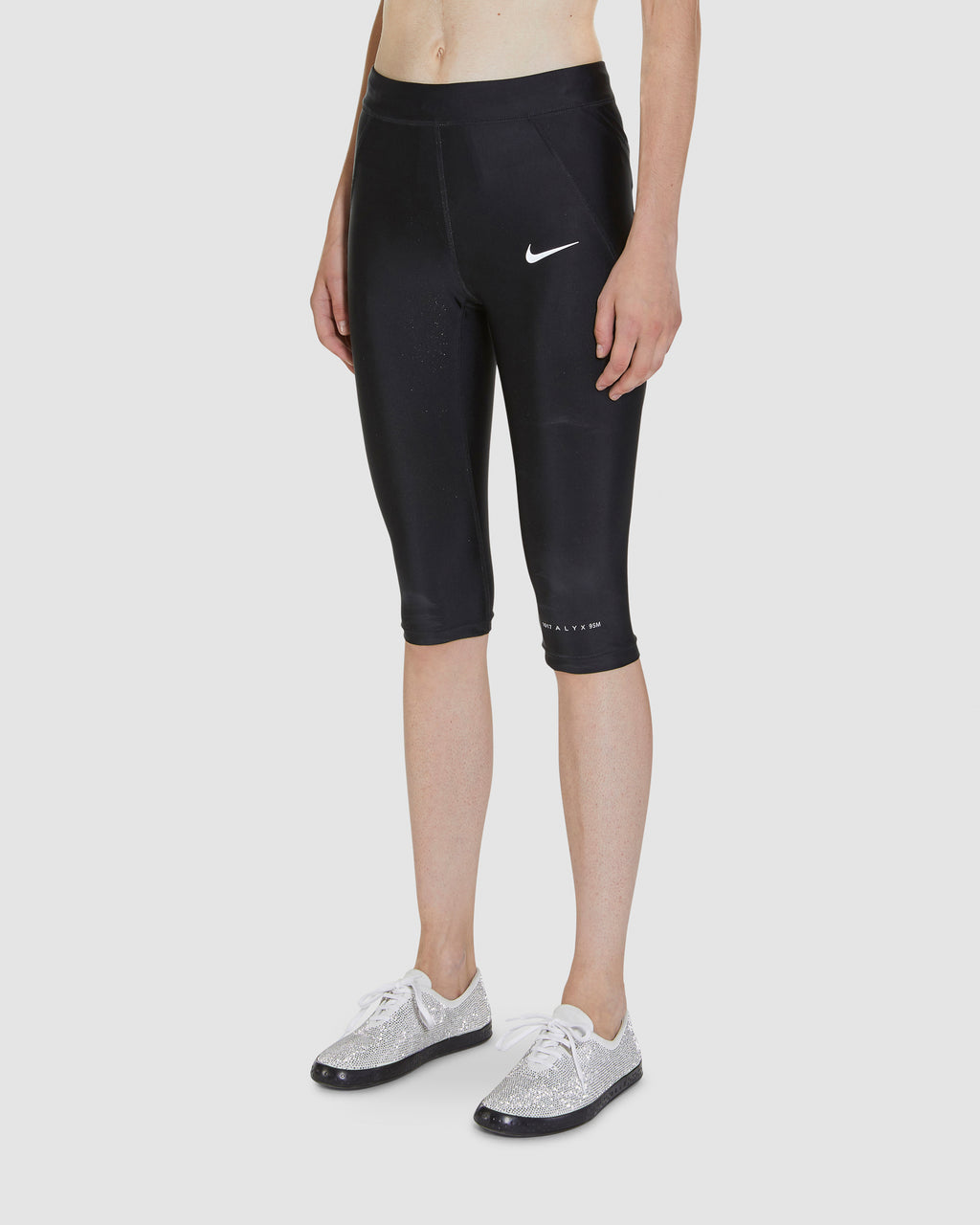 SHORT TRAINING LEGGING GLITTER