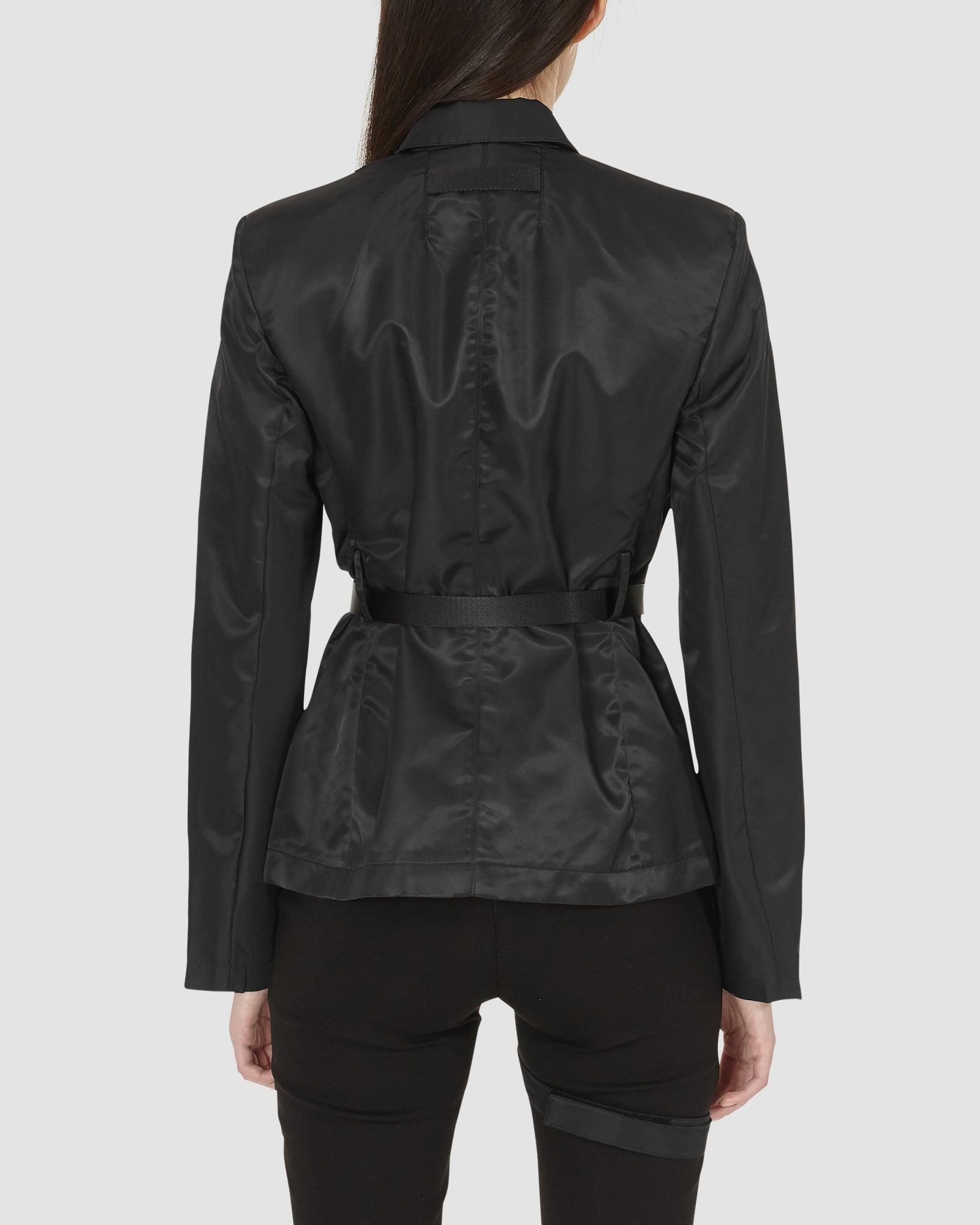 1017 ALYX 9SM | BLACK NYLON BLAZER | Blazer | BLACK, Blazer, Google Shopping, S20, S20EXSH, TAILORING, Woman, WOMEN