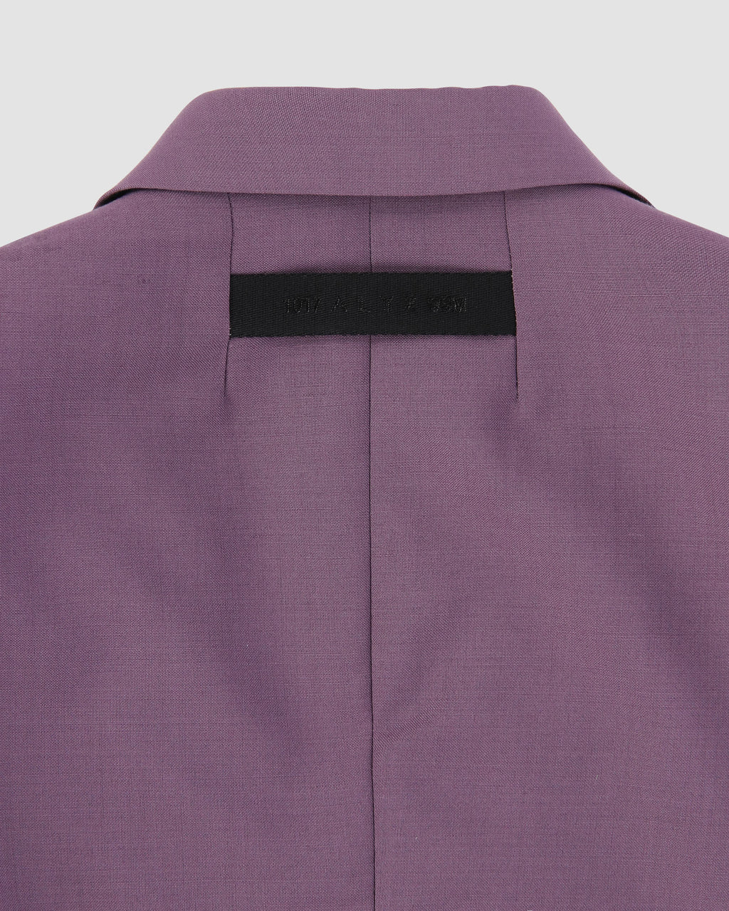 1017 ALYX 9SM | CLASSIC BLAZER W CUBIX CHAIN | Blazer | Blazer, Google Shopping, PURPLE, S20, S20 Drop II, TAILORING, Woman, WOMEN