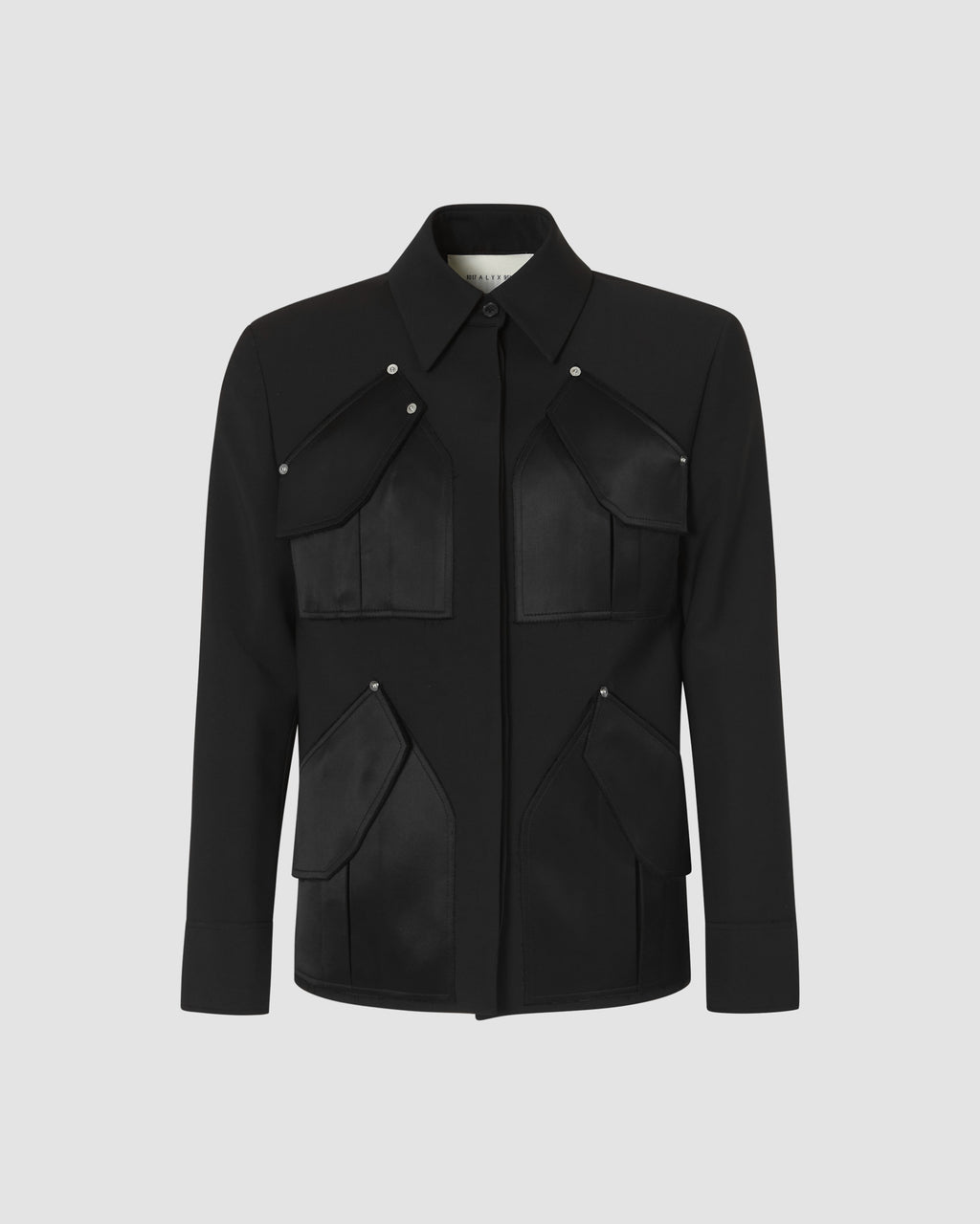 CARGO POCKET SINGLE BREASTED BLAZER