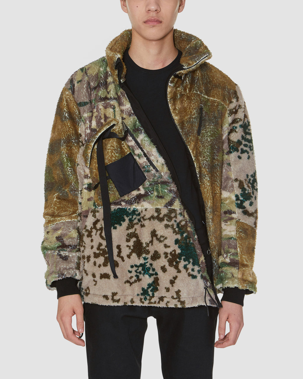 MYLES ZIP POLAR FLEECE - Pre Order