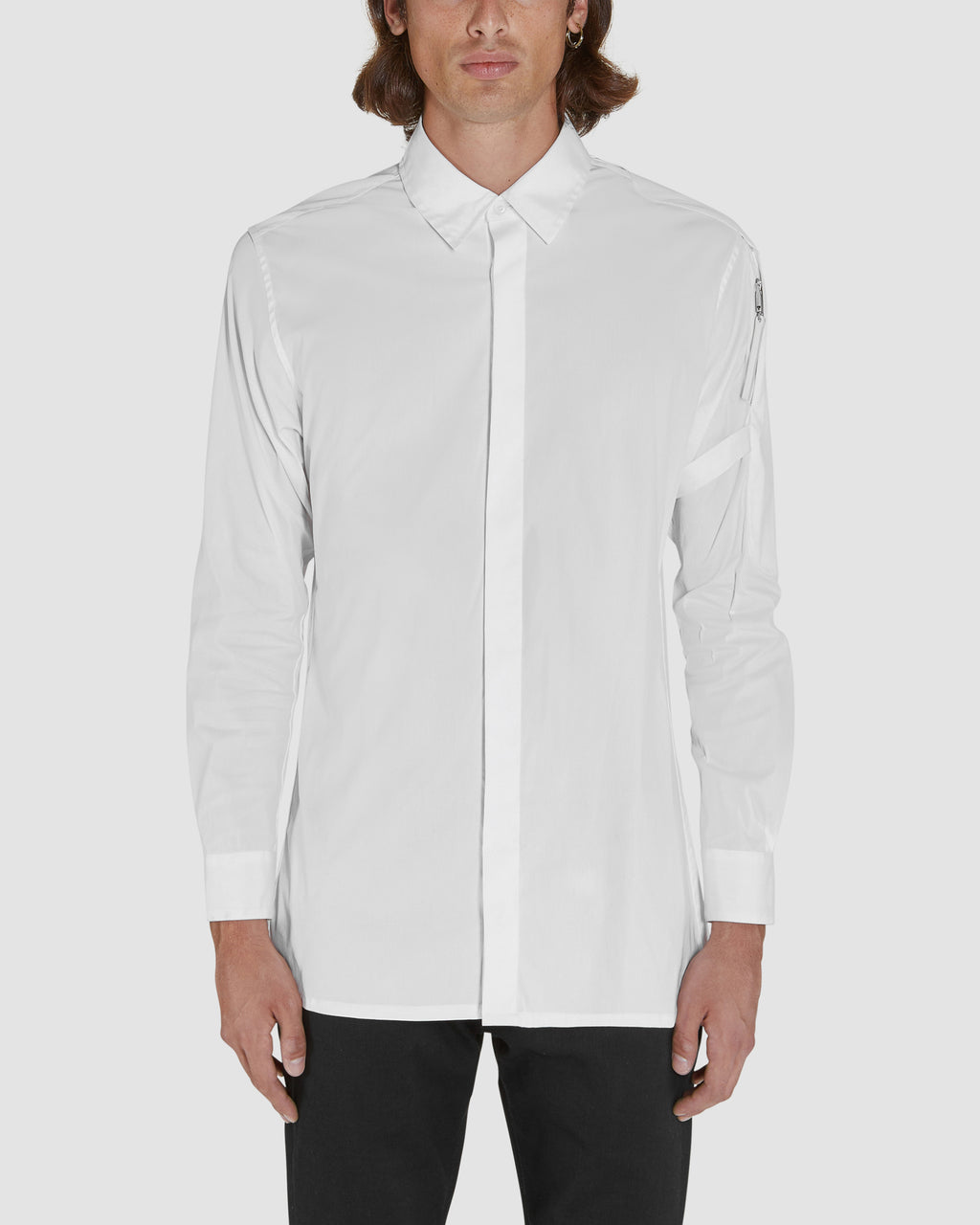 SLING BUTTON UP