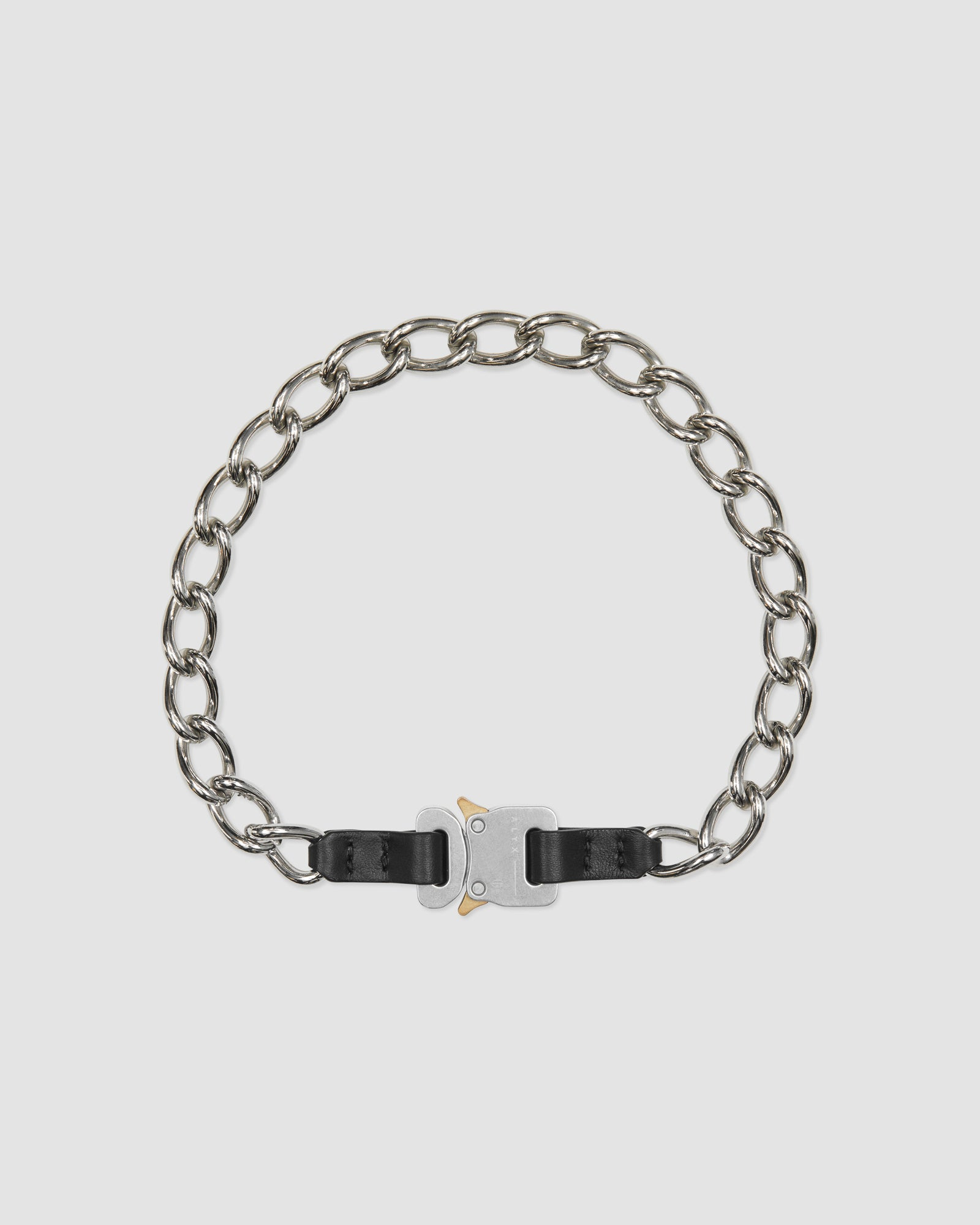 1017 ALYX 9SM | CHAINLINK NECKLACE | Jewellery | Silver