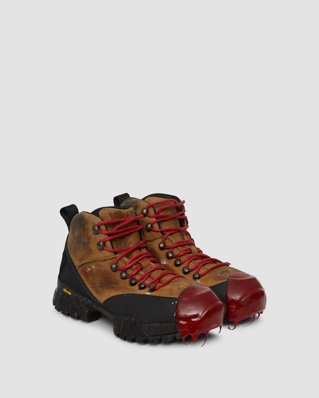 RUBBER DIPPED HIKING BOOT