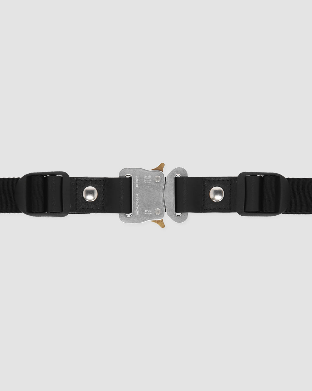 DOUBLE TRENCH BELT