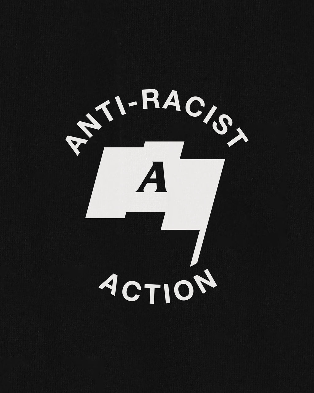 Anti-Racist Action T-Shirt Pre-Order