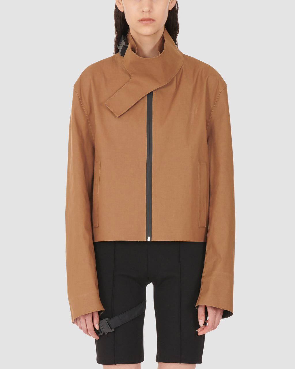 1017 ALYX 9SM | MACKINTOSH STAZIONE JACKET | Outerwear | Google Shopping, Mackintosh, Man, OUTERWEAR, S20, TAN, UNISEX