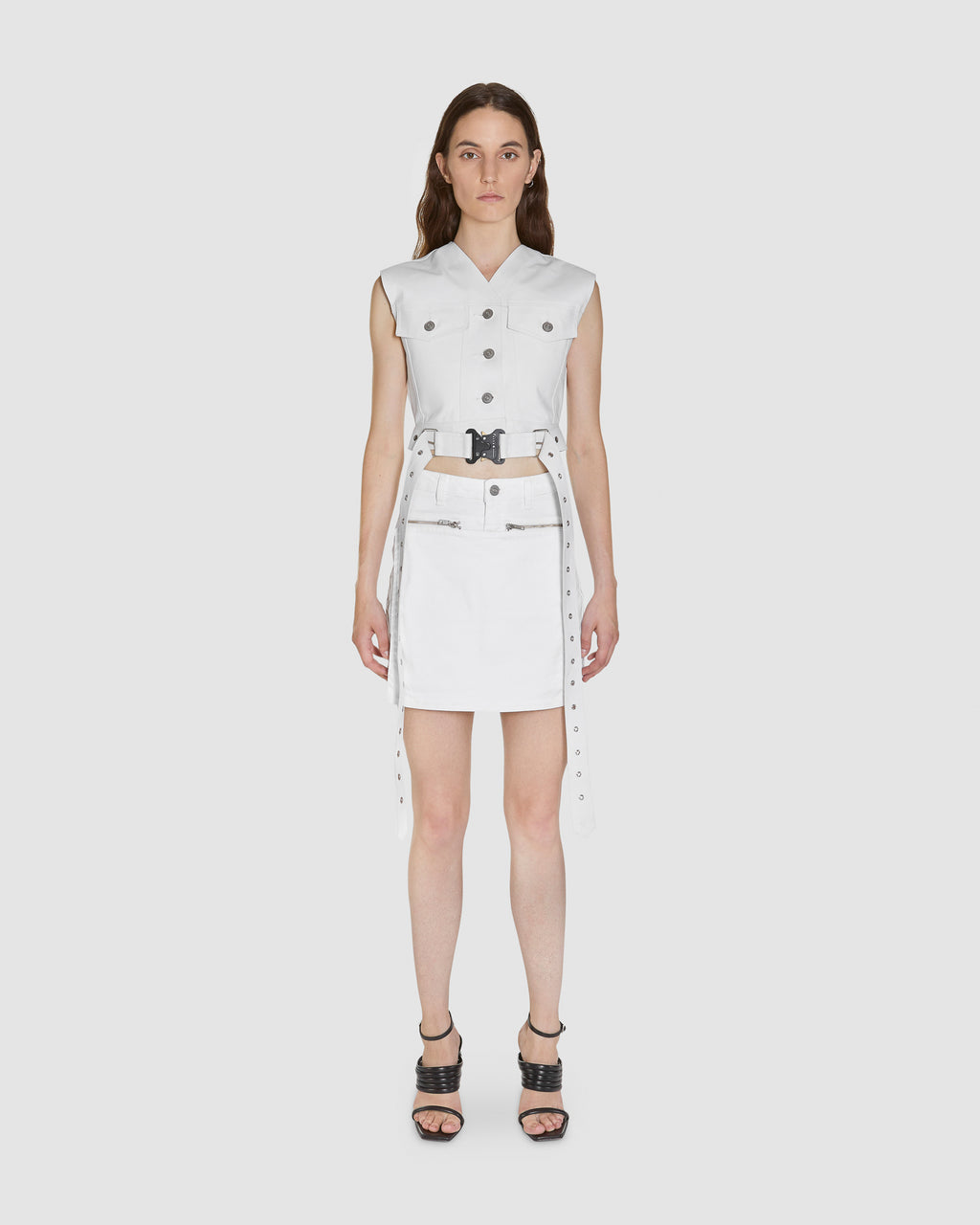 MACKINTOSH CROPPED VEST PRE-ORDER