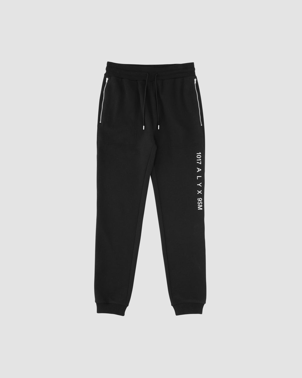 1017 ALYX 9SM | LOGO SWEATPANT | Pants | Black, F19, Visual