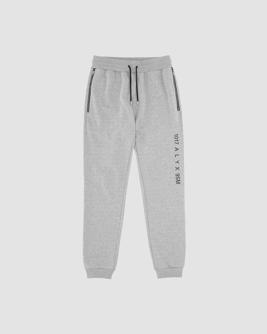 1017 ALYX 9SM | LOGO SWEATPANT | Pants | F19, Grey, Visual