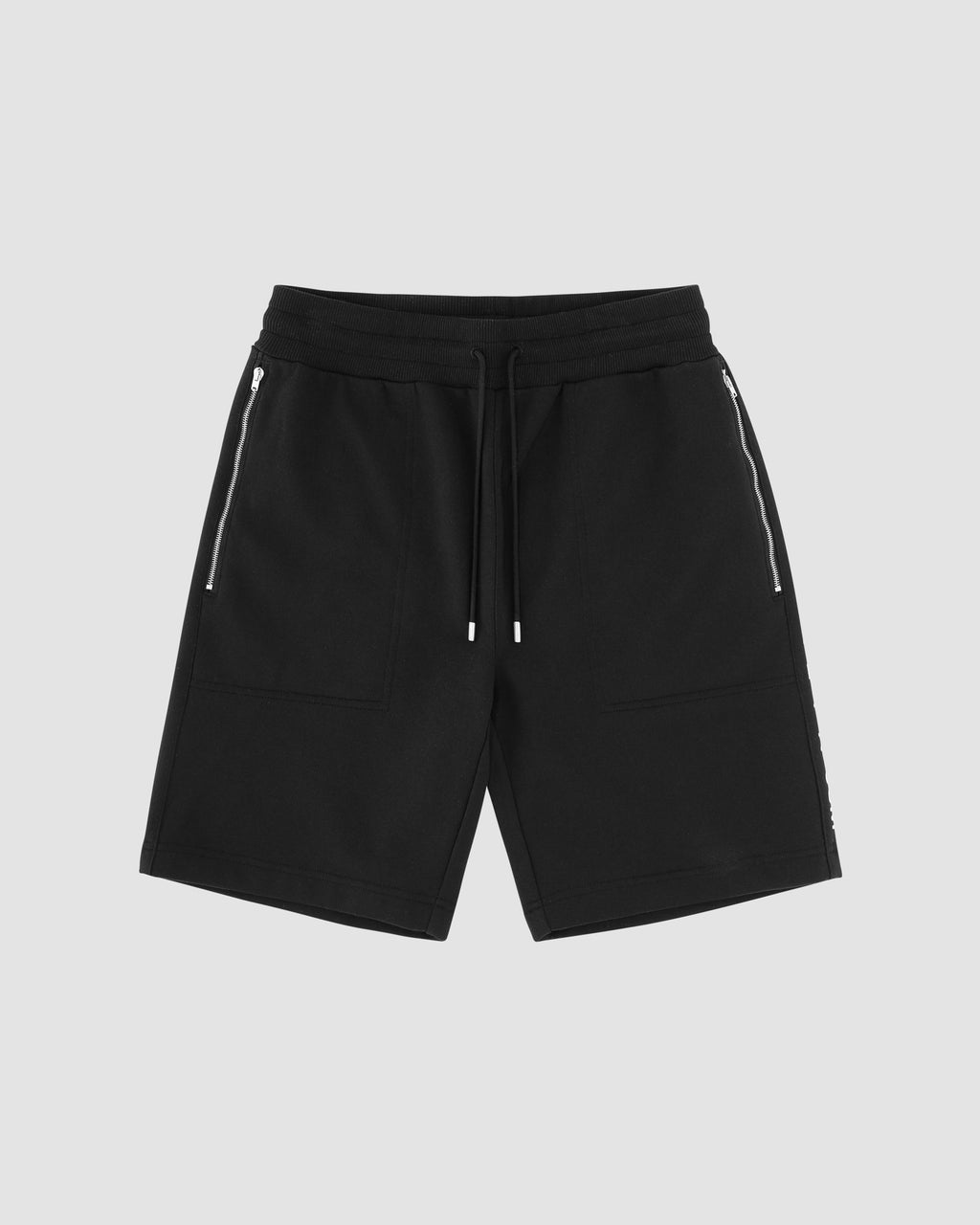 1017 ALYX 9SM | LOGO SWEAT SHORTS | Pants | Black, F19, Visual