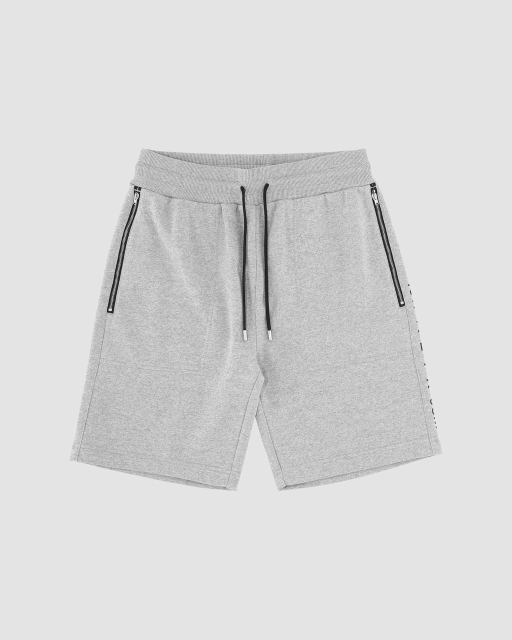 1017 ALYX 9SM | LOGO SWEAT SHORTS | Pants | F19, Grey, Visual