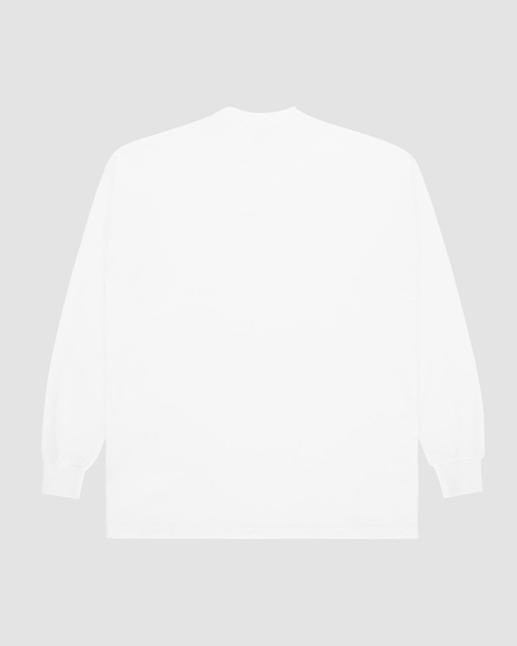 1017 ALYX 9SM | LOGO LS TEE | T-Shirt | F19, TESTINTEGRATION, Visual, White