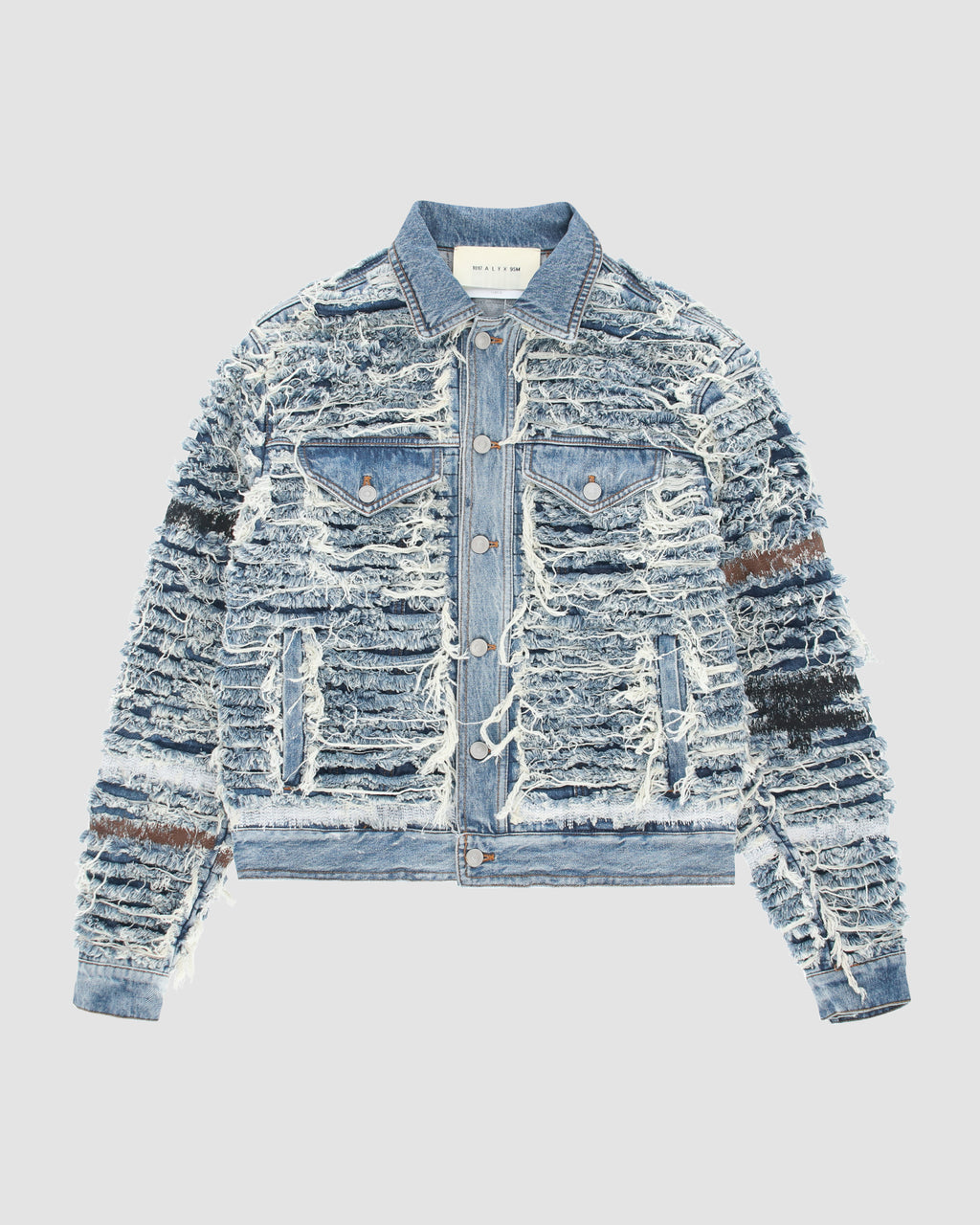 DENIM JACKET BLACKMEANS PRE-ORDER