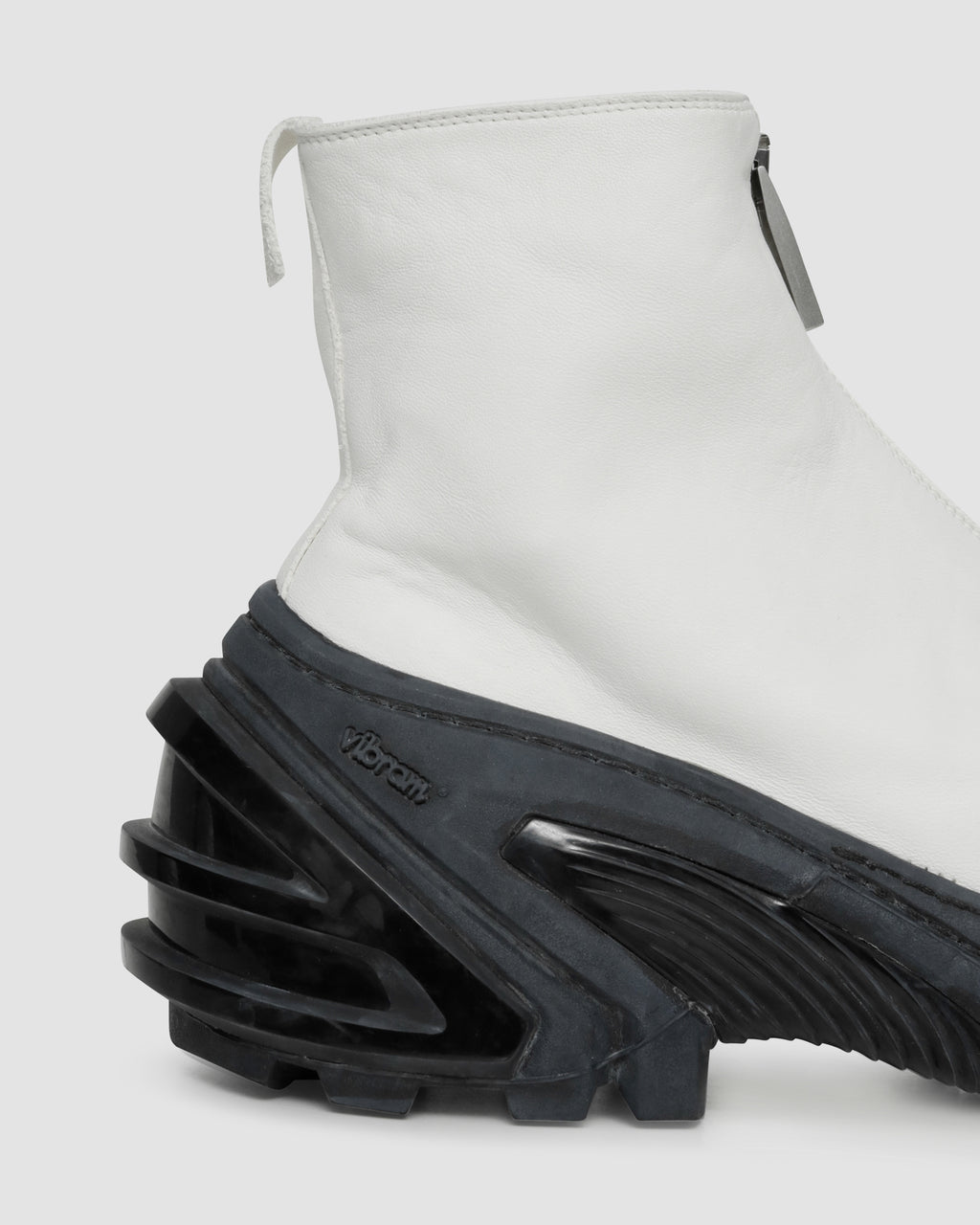 1017 ALYX 9SM | GUIDI ALYX FRONT ZIP BOOT WITH VIBRAM SOLE | Shoe | Google Shopping, Guidi, Man, S20, Shoes, White, Woman