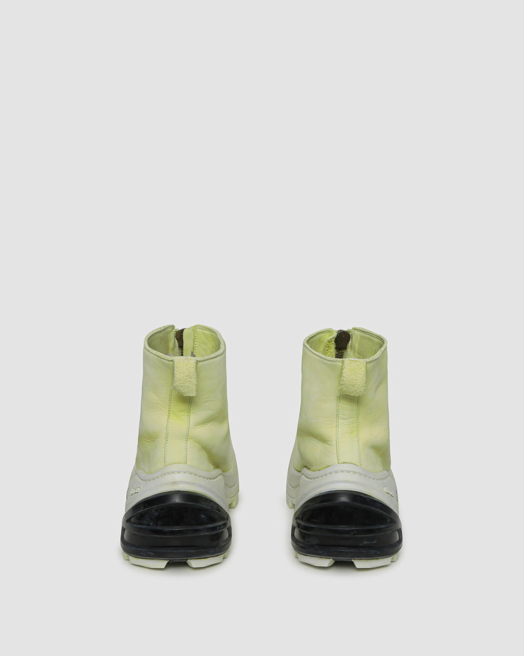 1017 ALYX 9SM | GUIDI ALYX FRONT ZIP BOOT WITH VIBRAM SOLE | Shoe | Google Shopping, Guidi, Man, S20, Shoes, Woman, Yellow