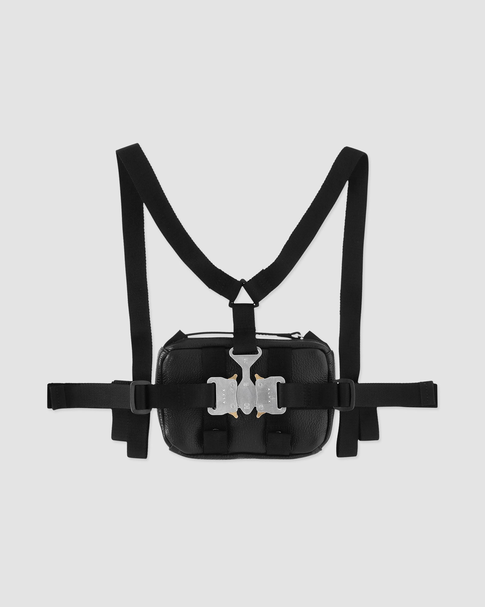 1017 ALYX 9SM | CHEST HARNESS W/POUCH | Bag | Accessories, Bag Online, Black, CO, Man, Woman