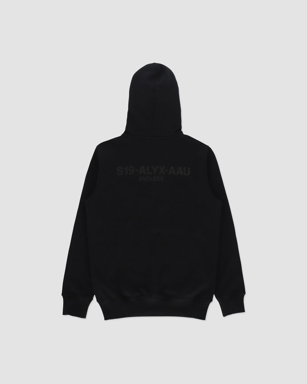 LOGO COLLECTION HOODIE
