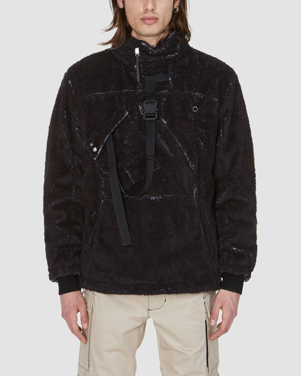SJ MYLES ZIP POLAR FLEECE