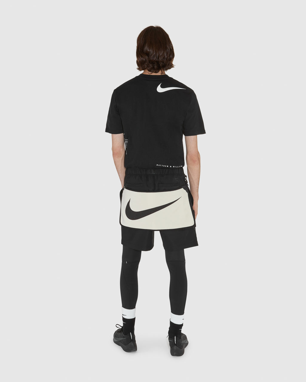 NIKE x MMW Hybrid Short With Tight