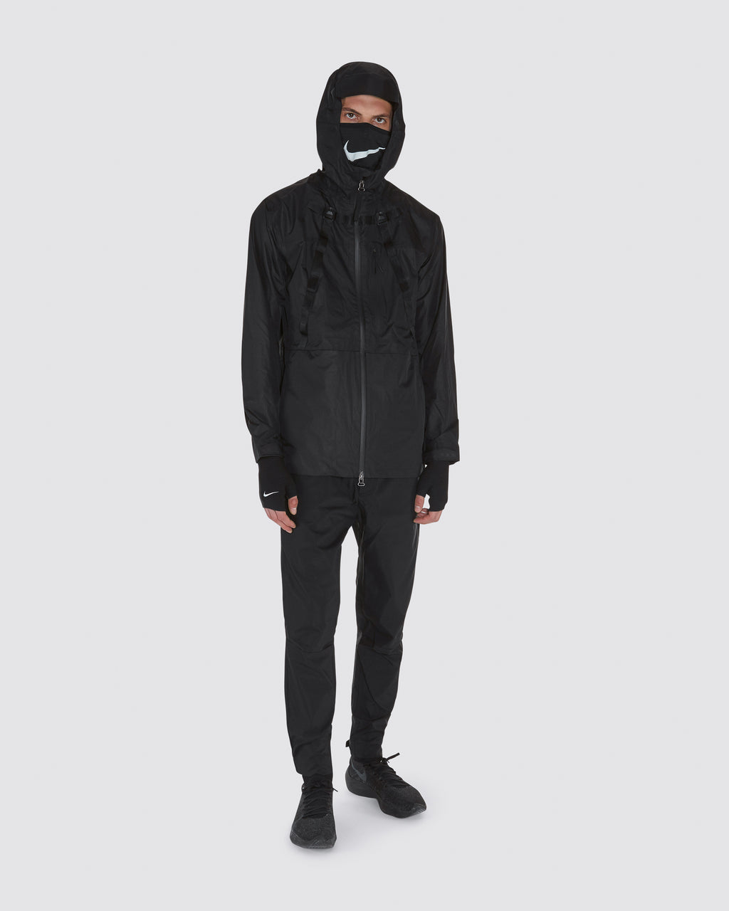 NIKE x MMW Windbreaker With Half Mask