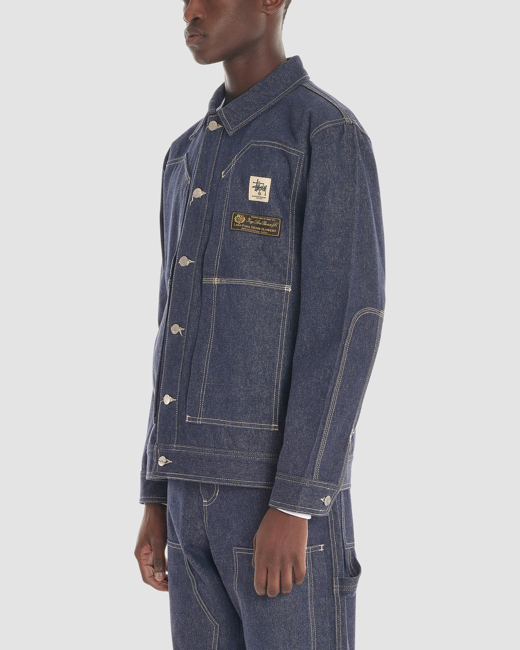 STÜSSY DENIM JACKET