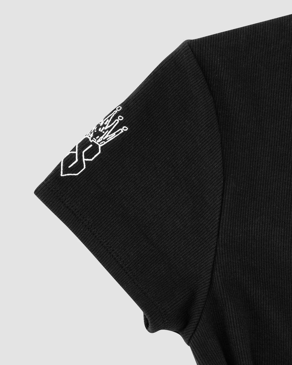 STÜSSY WOMENS RIBBED TOP